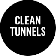 Clean Tunnels