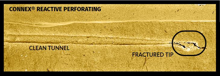 Connex Reactive Perforating