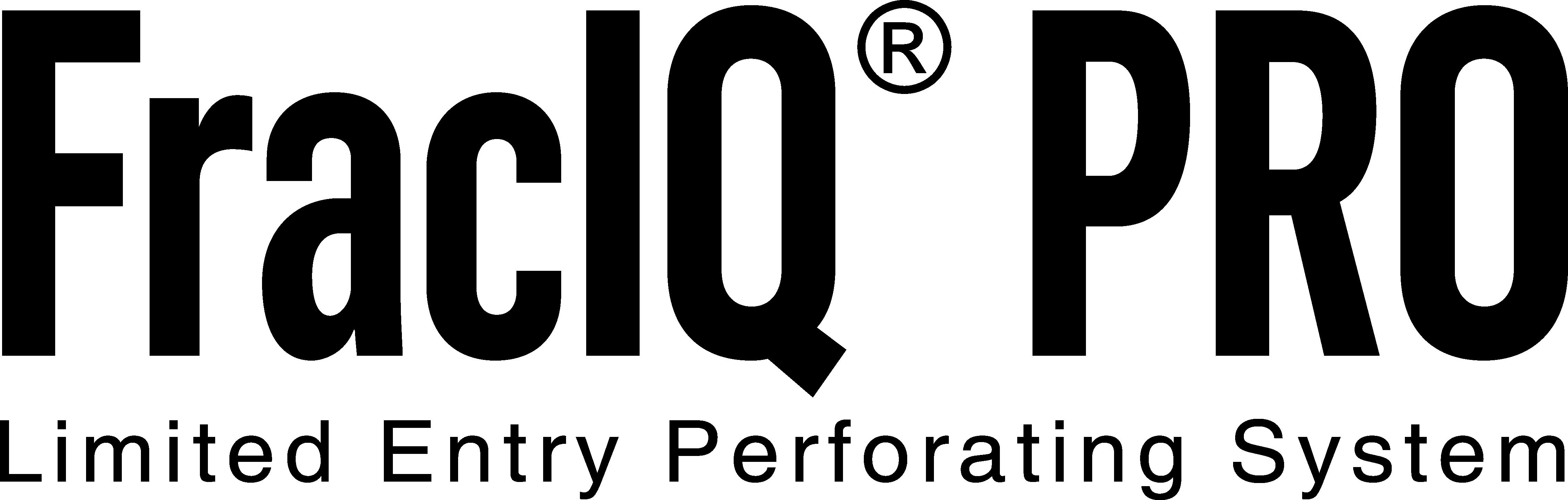 FracIQ Pro_Logo_05-2020_Black